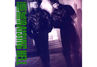 Run-D.M.C. - Raising Hell (Vinyl LP (nagylemez))