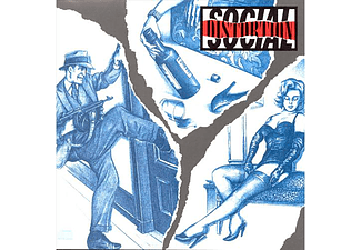 Social Distortion - Social Distortion (Vinyl LP (nagylemez))