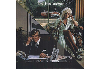 10CC - How Dare You (Vinyl LP (nagylemez))