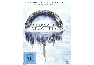 Stargate Atlantis - Staffel 1-5 (Komplett) Box Science Fiction DVD