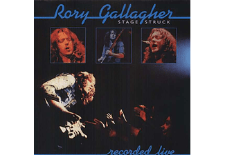 Rory Gallagher - Stage Struck (Vinyl LP (nagylemez))