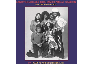Larry And Graham Graham - (You're A)Foxy Lady (Vinyl LP (nagylemez))