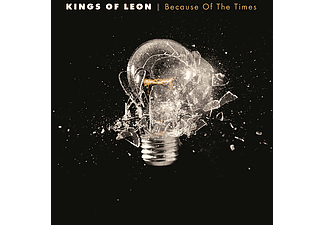 Kings of Leon - Because Of The Times (Vinyl LP (nagylemez))