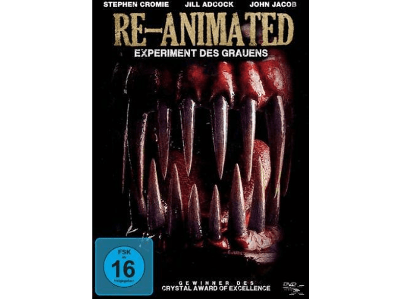Re-Animated - Experiment des Grauens [DVD]