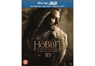 Hobbit: The Desolation Of Smaug 3D + 2D Blu-ray