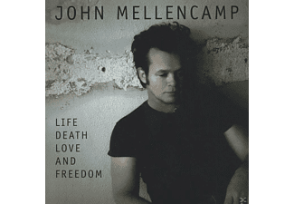 John Mellencamp - Life, Death, Love And Freedom - (CD + DVD Video)
