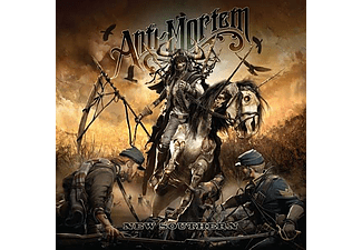 Anti-Mortem - New Southern (Digipak) (CD)