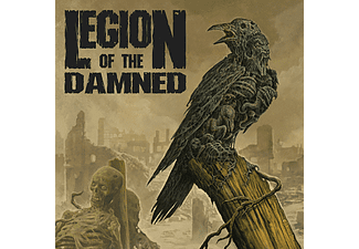 Legion Of The Damned - Ravenous Plague (Digipak) (CD + DVD)