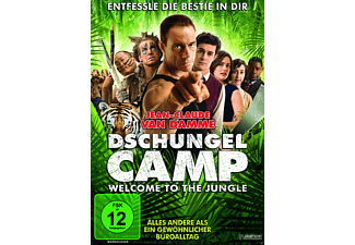 Dschungelcam - Welcome to the Jungle - (DVD)