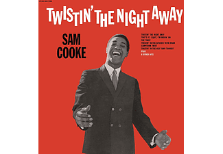 Sam Cooke - Twistin' The Night Away (Vinyl LP (nagylemez))