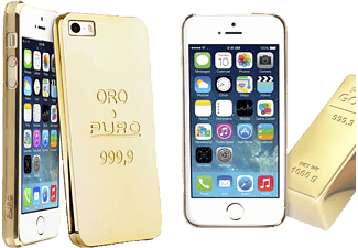 PURO Back cover goud (IPC5ORO) Expositie model