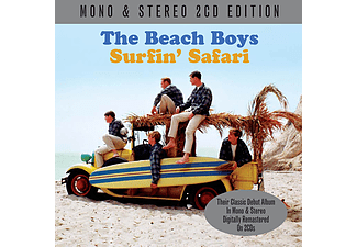 The Beach Boys - Surfin' Safari (CD)