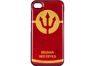 RED DEVILS Back cover field rouge (190383)
