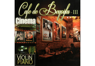 JET PLAK Cafe De Beyoğlu - III / Cinema CD