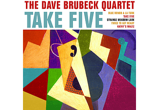 Dave Brubeck - Take Five (CD)
