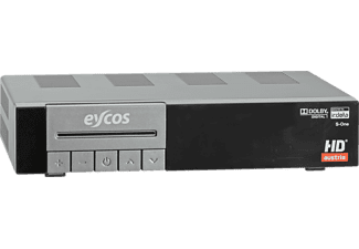EYCOS DVB-S2 Receiver S-ONE HD-Receiver inkl. ORF Karte