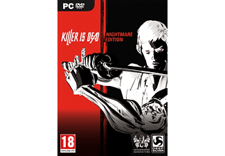 Killer Is Dead Nightmare Edition PC