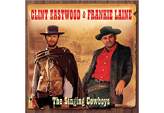 Clint Eastwood & Frankie Laine - The Singing Cowboys (CD)