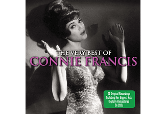 Connie Francis - The Very Best Of (CD)