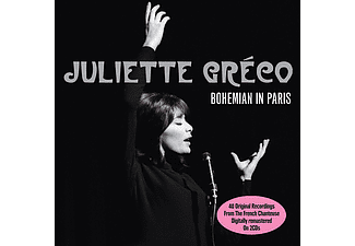 Juliette Gréco - Bohemian In Paris (CD)