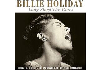 Billie Holiday - Lady Sings The Blues (20 Page Booklet) (Box-Set) (CD)