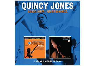 Quincy Jones - Bossa Nova/Quintessence (CD)