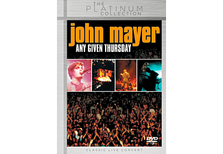 John Mayer - Any Given Thursday - (DVD)