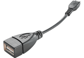 CELLULARLINE Adaptateur USB - microUSB (OTGUSBADAPTERSMPH)