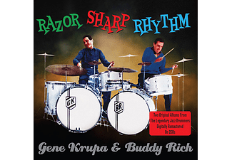 Buddy Rich & His Band - Razor Sharp Rhythm (CD)