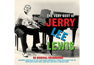 Jerry Lee Lewis - The Very Best Of (CD)