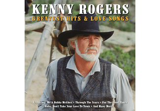 Kenny Rogers - Greatest Hits & Love Songs (CD)