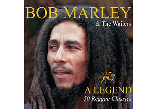 Bob Marley - A Legend (CD)