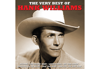 Hank Williams - The Very Best Of (CD)