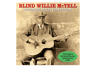 Blind Willie McTell - Ultimate Blues Collection (CD)