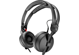 SENNHEISER HD 25-1/II - Cuffie DJ (On-ear, Nero)