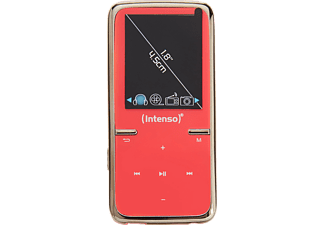 INTENSO 3717463 Video Scooter Audio/Video Player (8 GB, Pink)