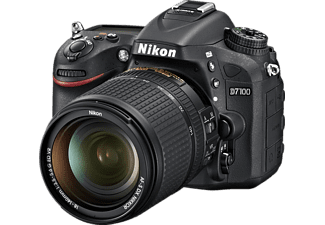 NIKON Appareil photo reflex D7100 + 18 - 140 mm ED VR (VBA360K002)