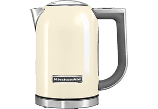 KITCHENAID 5KEK1722EAC, Wasserkocher, Creme