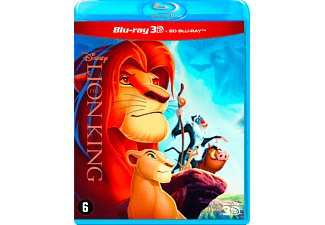 The Lion King 3D | 3D Blu-ray