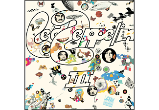 Led Zeppelin - Led Zeppelin III (2014 Reissue) CD