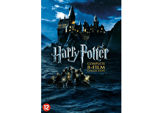 Harry Potter - La collection complete 1 - 7.2 (Version Français) DVD