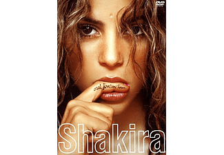 Shakira - Oral Fixation Tour (DVD + CD)