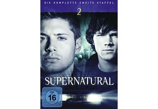 Supernatural - Staffel 2 Science Fiction DVD
