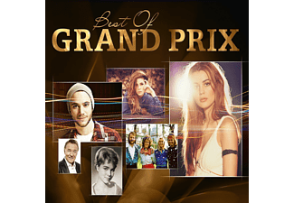 VARIOUS - Best Of Grand Prix Hits [CD]