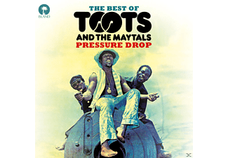 Toots & The Maytals - The Best Of Toots + The Maytals: Pressure Drop - (CD)