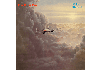Mike Oldfield - Five Miles Out - (CD)