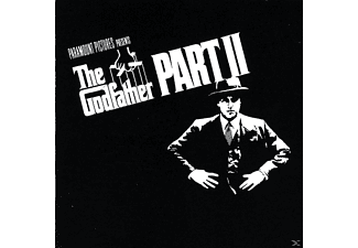 VARIOUS - The Godfather-Part Ii - (CD)