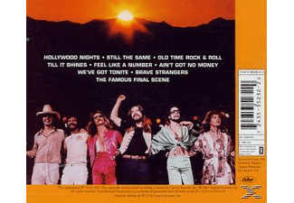 Bob Seger - Stranger In Town (Remastered) - (CD)