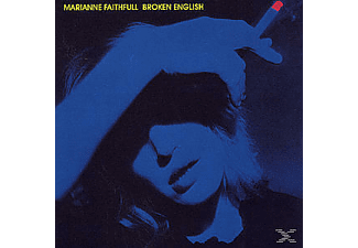 Marianne Faithfull - Broken English - (CD)