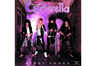 Cinderella - NIGHT SONGS - (CD)